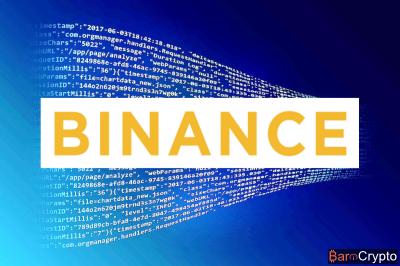 Binance crée sa propre blockchain pour créer un exchange décentralisé