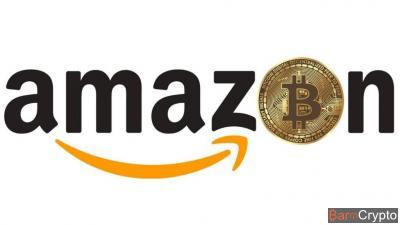 Amazon, vers l'acceptation du BTC? Brevet accordé au géant américain