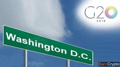 G20 à Washington : les cryptomonnaies de nouveau à l'ordre du jour !