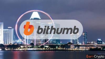 Bithumb : l'exchange sud-coréen lance son ICO à... Singapour