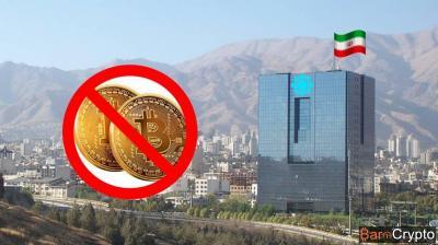 Iran : la CBI ordonne aux banques de cesser les transactions cryptos