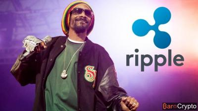 Blockchain Week NYC Party : Snoop Dog chantera en l'honneur du Ripple