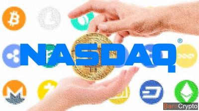 Nasdaq affirme son intention de devenir plus tard un exchange crypto