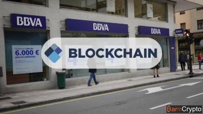 Inédit : la banque espagnole BBVA émet un prêt via la blockchain