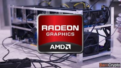 Bilan Q1 : AMD attribue les 10% de son chiffre d'affaires au mining