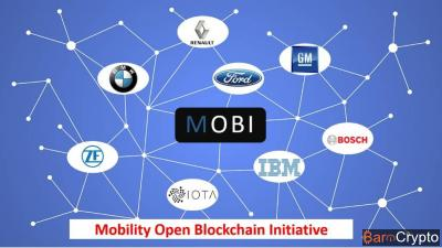 BMW, Renault, Ford, GM… et IOTA forment l'initiative blockchain MOBI
