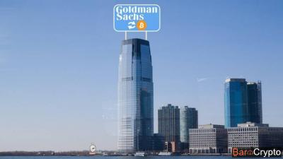 Goldman Sachs : un bureau de trading Bitcoin en vue pour la banque US