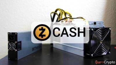 Bitmain Antminer Z9 Mini : l'ASIC pour miner du Zcash en précommande