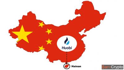 Huobi : l'exchange chinois se lance dans un immense projet blockchain