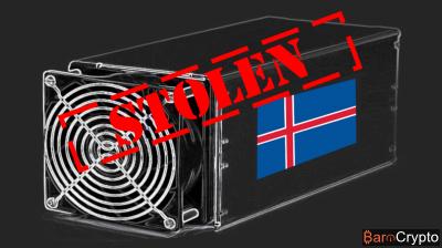 Islande : 600 machines de minage volées, puis retrouvées en Chine