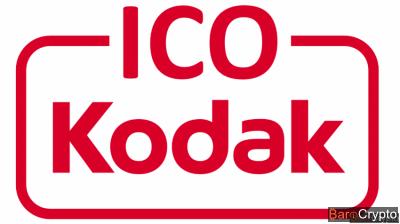 KODAK x WENN : l'ICO débutera le 21 pour les investisseurs accrédités