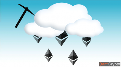 Cloud mining Ethereum