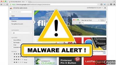 Google : des extensions de minage malveillantes démasquées sur Chrome