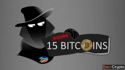 Des Bitcoins comme rançon d'un enlèvement en Afrique du Sud