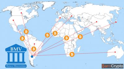 Argentine : une banque utilise Bitcoin pour le paiement international