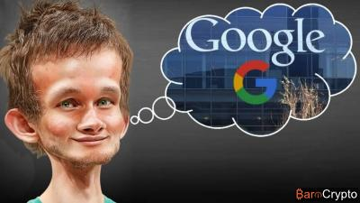 Ethereum : Vitalik Buterin reçoit une offre d'emploi émanant de Google