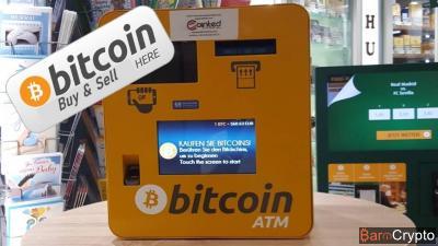 Bitcoin ATM : plus de 3 000 machines réparties dans le monde entier
