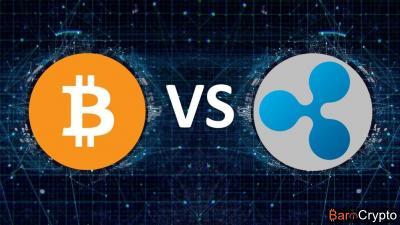 Fin prochaine de la suprématie du Bitcoin ? Le CEO de Ripple y croit