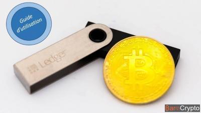 Comment utiliser le Ledger Nano S ?
