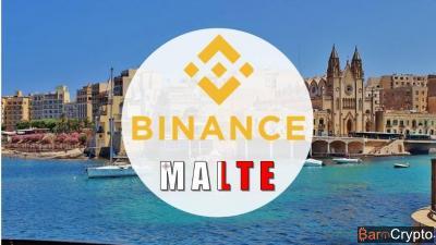 Binance : un compte bancaire à Malte, l'échange fiat-to-crypto en vue