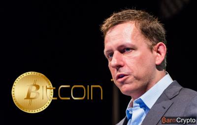 Peter Thiel, boss de PayPal, considère Bitcoin comme de l'or numérique