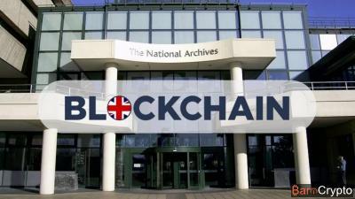 TNA, Royaume-Uni : vers la blockchainisation des archives officielles