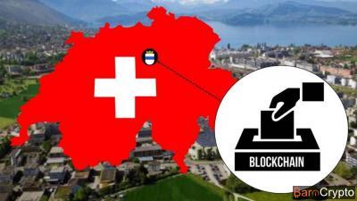 Suisse : Le vote via la blockchain en test dans la ville de Zoug