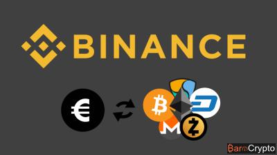 Fiat-to-crypto : Binance lancera le trading en euro cette année 2018