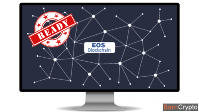 C'est officiel : la blockchain EOS est (enfin) en ligne
