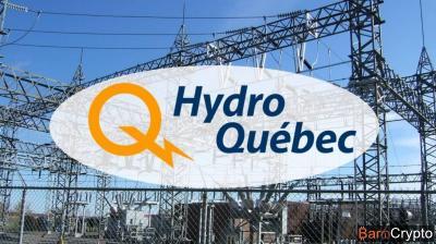Québec : encadrement et hausse de tarif d'électricité pour les mineurs