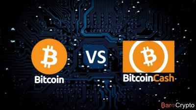 Quelle est la différence entre Bitcoin et Bitcoin Cash ?
