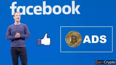 Facebook : les pubs cryptos de nouveau autorisées… mais pas toutes !