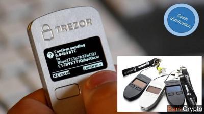 Comment configurer le Trezor wallet ?