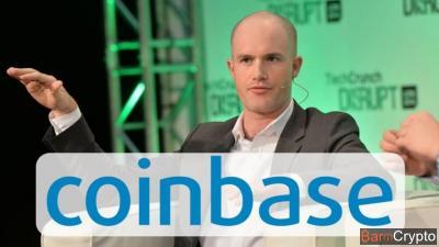 Le CEO de Coinbase lance une plateforme d'aide aux non-bancarisés