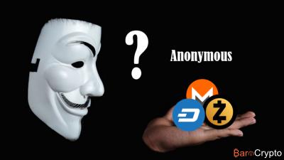 Quelles sont les meilleures cryptomonnaies anonymes ?