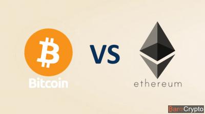Quelle est la différence entre Bitcoin et Ethereum ?