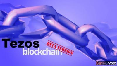 Officiel : la version bêta de la blockchain Tezos est enfin lancée
