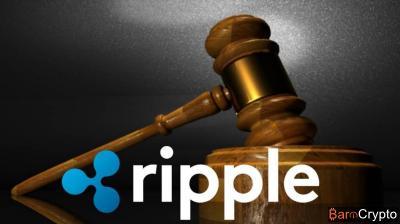 Ripple : un nouveau procès accusant Ripple Labs de vendre des titres