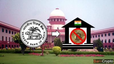 Interdiction crypto au niveau des banques en Inde : le jour est arrivé