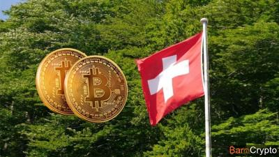 Suisse : vers un accès aux comptes bancaires pour les sociétés crypto