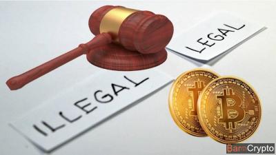 Le Bitcoin est-il légal ?