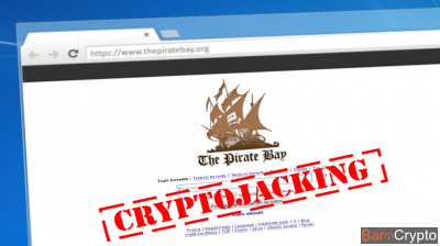 Cryptojacking : The Pirate Bay fait du Monero mining avec votre CPU
