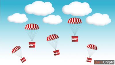 Ontology x NEO : mainnet lancé, 40 millions $ distribués via airdrop
