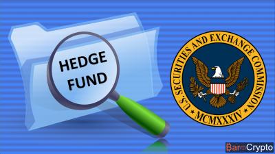 La SEC se prépare à surveiller une centaine de hedge funds crypto