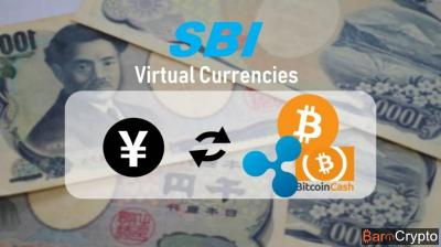 SBI : sa plateforme crypto-fiat enfin ouverte au grand public
