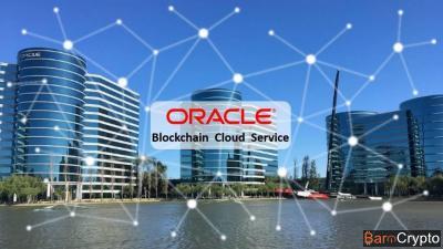 OBCS : Oracle lance officiellement son service cloud blockchain