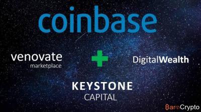 Coinbase acquiert 3 sociétés de courtage pour lister d'autres cryptos