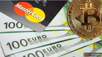 MasterCard pose un brevet pour accélérer le paiement via crypto-fiat
