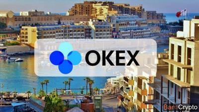 OKEX : un partenariat avec MSX pour lancer une bourse régulée à Malte