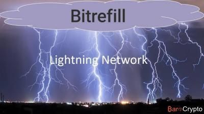 Bitrefill met en vente des bons-cadeaux associés au Lightning Network